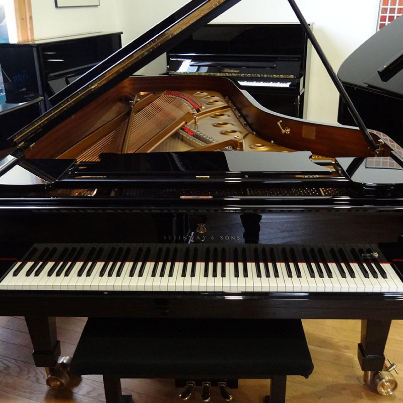 STEINWAY&SONS D274