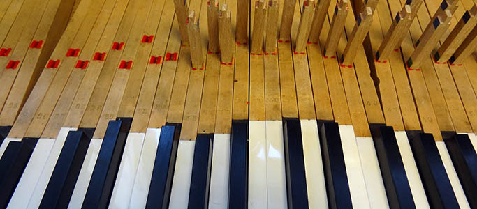 Restauration de piano